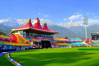 International Cricket Stadium Dharamshala