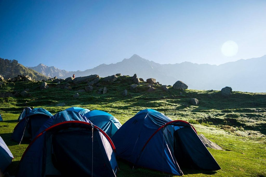 Morning View at Triund