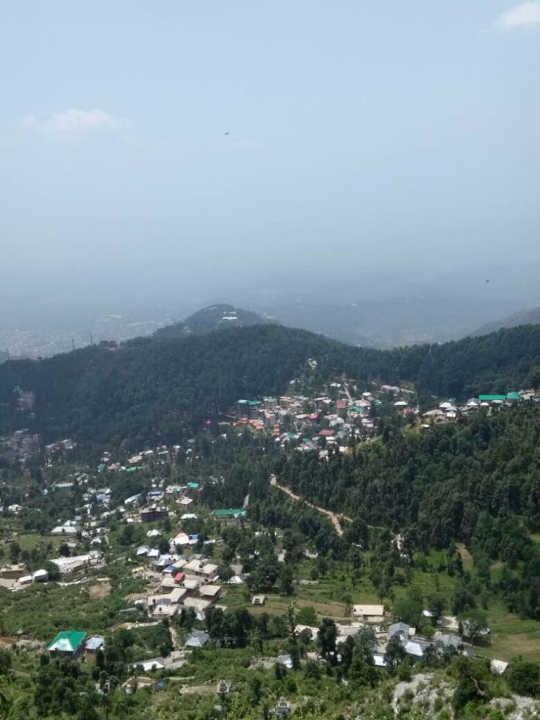 Dharamshala View from Top